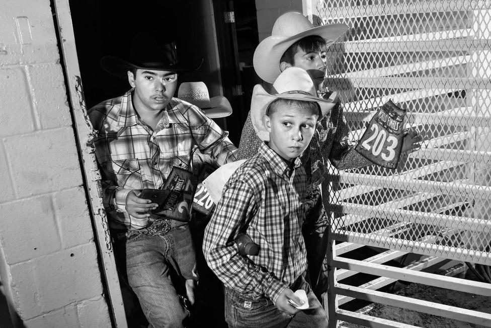 Abilene-ben hat korcsoport legjobb ötven rodeósa sereglik össze nyaranta. Itt többnyire vadabb, nehezebben megülhető állatokkal találkoznak, mint amilyenekhez szokva vannak.