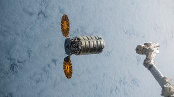 Mostantól a Sierra Nevada is szállít az űrállomásra