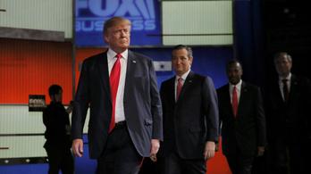 Kicsit sem finomkodtak egymással a republikánusok