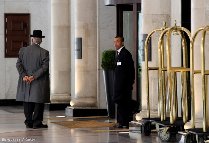 Hyatt Regency London (The Churchill) is érintve volt a malwere-támadásban