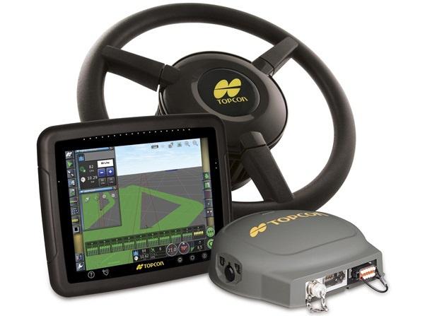 Ennyi kell egy mai mezőgazdasági gép utólagos automatizálásához: GPS-alapú irányítórendszer kormányautomatikával