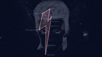 Csillagképet neveztek el David Bowie-ról