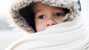 Hidegallergia: belehalhat a gyerek, ha kiviszem télen