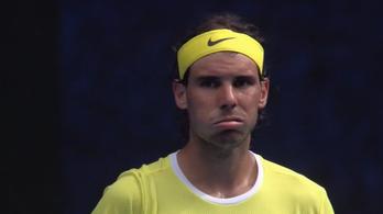 Verdasco egyből kiverte Nadalt az Australian Openen