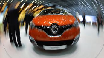 15 ezer autót hív vissza a Renault