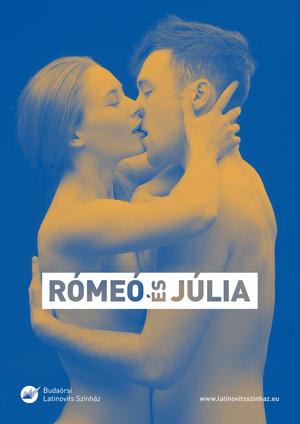 Rómeó és Júlia - plakát