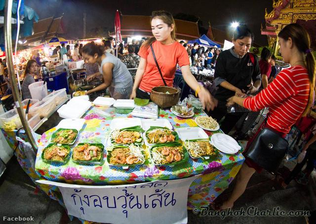 Thaiföldön a helyi ételek nem csak finomak, de általában olcsók is