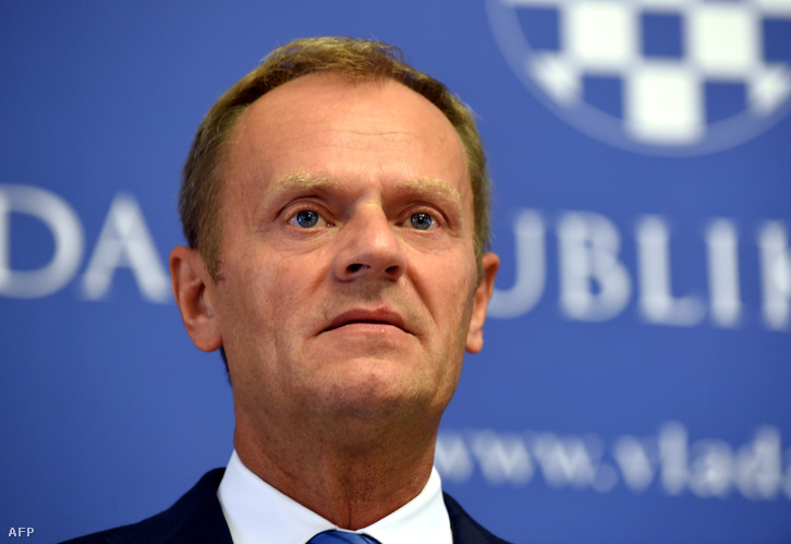Donald Tusk, az Európai Tanács elnöke