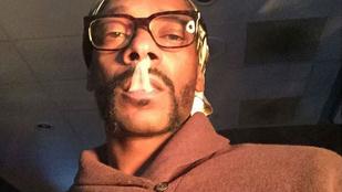 Snoop Dogg Indiana Jonesra szívta magát