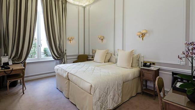 Párizsban van a legcsendesebb szállodai szoba