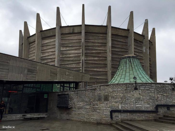 A racławice panorama épülete