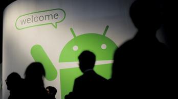 Az androidos készülékek kétharmada sebezhető