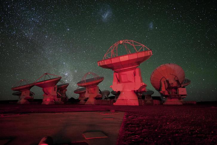 ALMA-teleszkóp