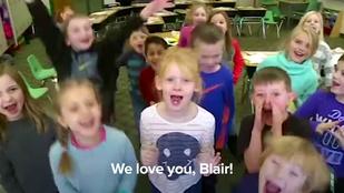 Heti cuki videó - így vigasztalják a gyerekek a hibázó játékost