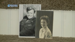 1944-ben szétszakította őket a háború, 71 évvel később újra találkozott a szerelmespár