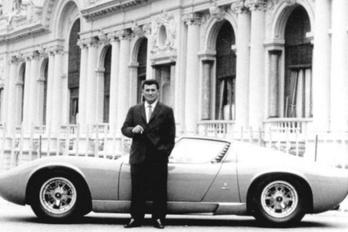 A Lamborghini-életműből is film lesz?
