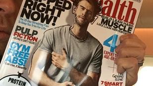 A Hemsworth tesók durván kipingálták egymást