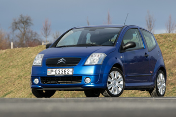 Citroën C2 2003