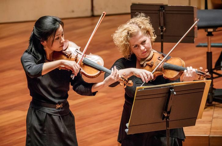 Hélène Grimaud és a Bázeli Kamarazenekar