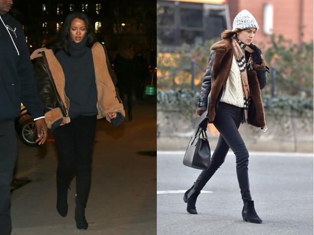 Rihanna és Karlie Kloss