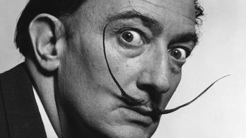 Apasági teszthez vehetnek DNS-mintát Salvador Dalí halotti maszkjáról