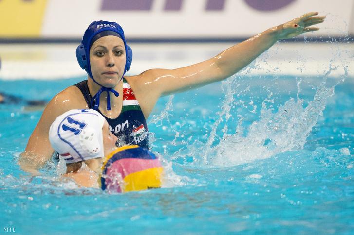 Magyarország megnyerte a női vízilabda-Eb-t