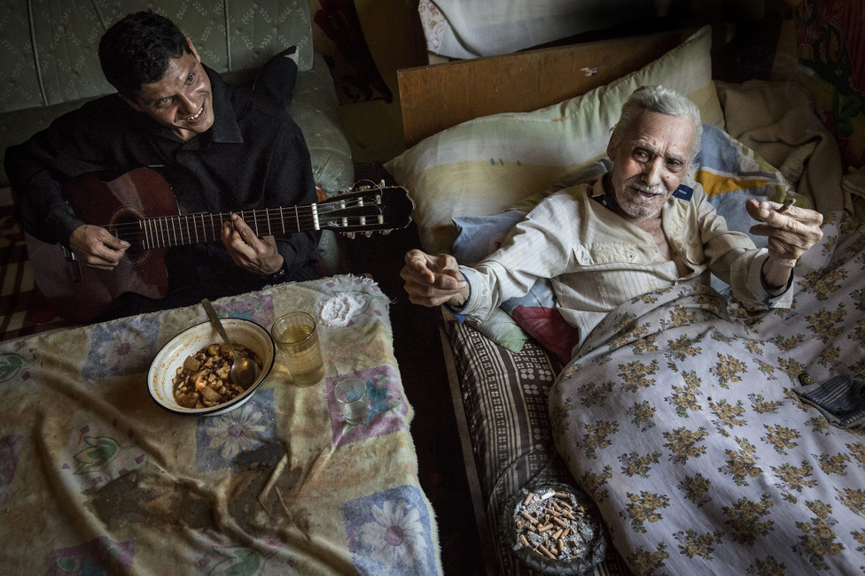 Vén Guszti Társadalomábrázolás, dokumentarista fotográfia (egyedi) 1. hely