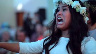 Lakodalmi táncra menyasszony így még nem reagált