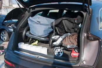Milyen autóba fér be a babakocsi?