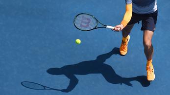 Gyanús meccseket vizsgálnak az Ausztrál Openen