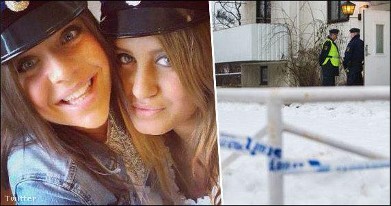 Alexandra Mezher és a gyilkosság tetthelye