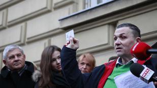 Az ügyészség visszaküldené a börtönbe Lagzi Lajcsit