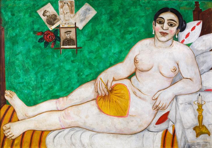 Mihail Larionov: Zsidó Venus, 1912