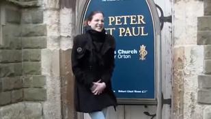 Nyomozást indítottak a brit templomnál forgatott magyar pisipornó miatt
