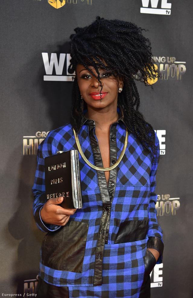 Az amerikai tévés személyiség, Mushiya Tshikuka a Growing Up Hip Hop Atlanta premierjén jelent meg afro hajjal, nem volt gond...