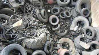 Az MTA vizsgálja a battai gumifeldolgozó hatását