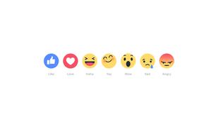 Hivatalos: érkeznek Facebookra az új lájkgombok