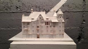 A magyar szecessziós építészetről nyílt kiállítás Budapesten