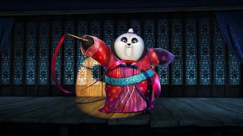 Kiütheti az amerikai jegypénztárakat a Kung Fu Panda 3