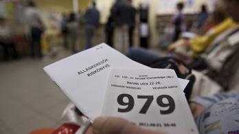 4,4 százalékra csökkent a munkanélküliség