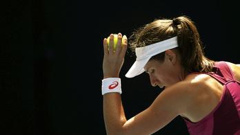Egy magyar teniszező a britek legnagyobb büszkesége