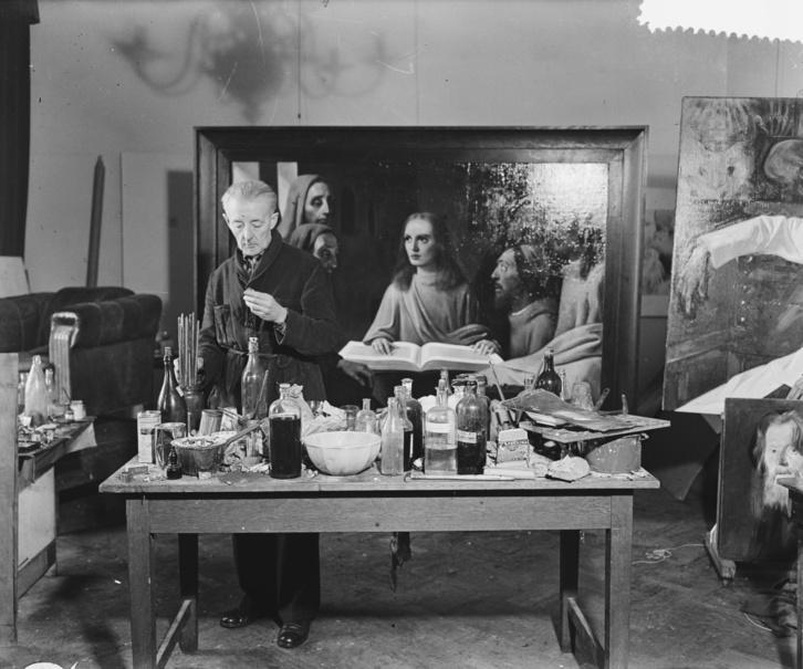 Han Van Meegeren 1945-ben