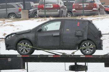 Ez lenne az új Fiat Punto?