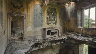 Látott már ilyen szép képeket elhagyott épületekről?