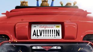 Mókás az új Alvin és a mókusok