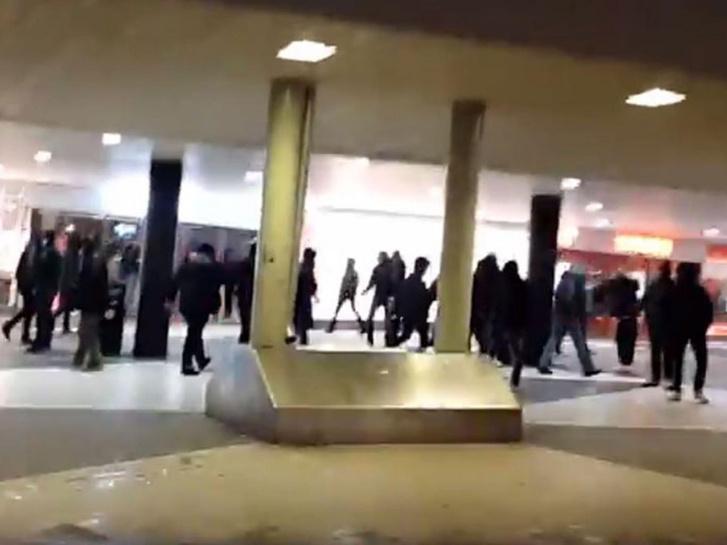 Swedish-mob