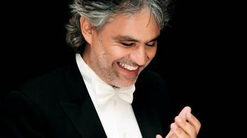 Andrea Bocelli adhat koncertet Trump beiktatásán