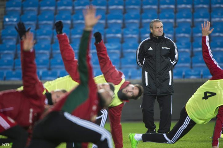 Storck jól ismeri a német csapatot