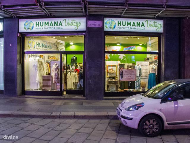 A Humana Vinatge hiába van tökéletes helyen, a Dóm mellett, hatalmas csalódás.
