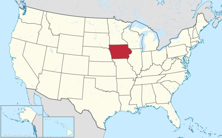 Ahova most mindenki figyel: Iowa